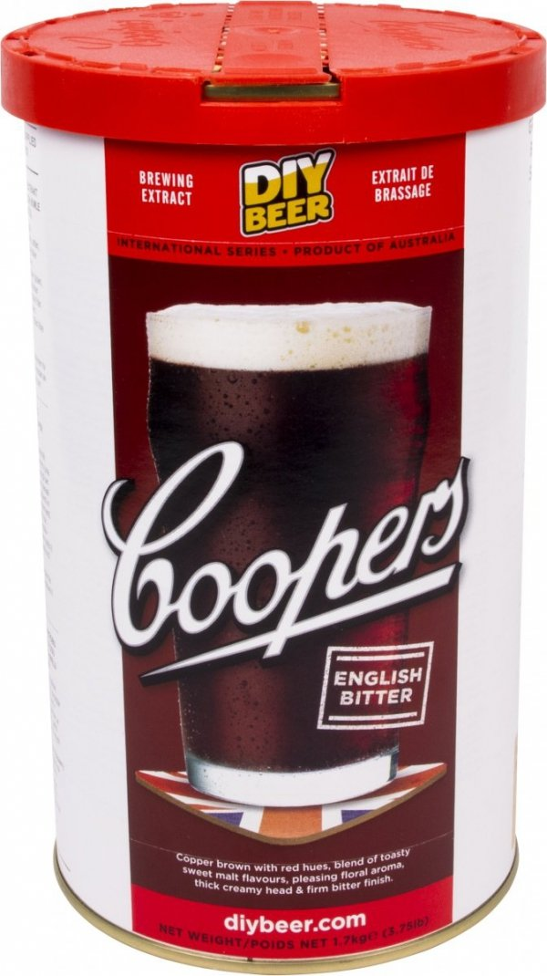 Koncentrat do wyrobu piwa English Bitter 1,7kg