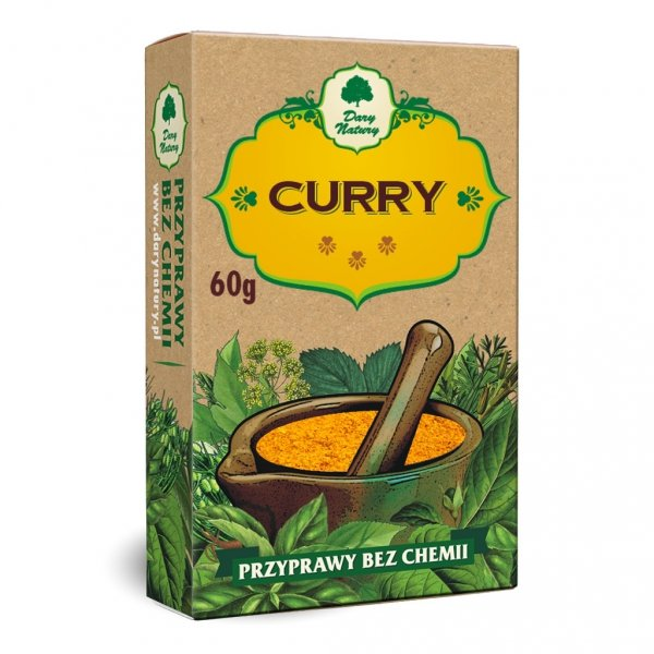 Curry 60g