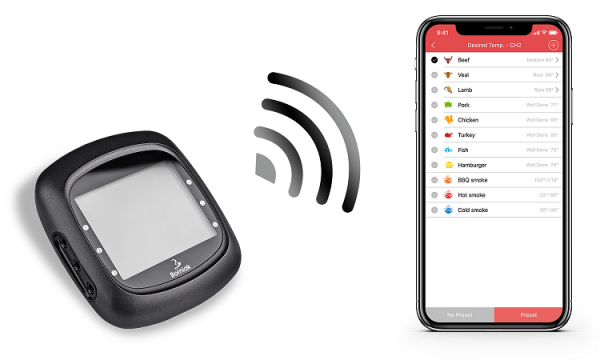 B-Therm – Termometr Bluetooth