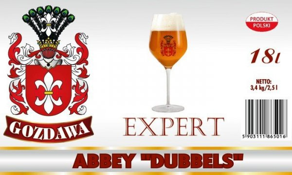 Gozdawa Expert 3,4kg Abbey Dubbels