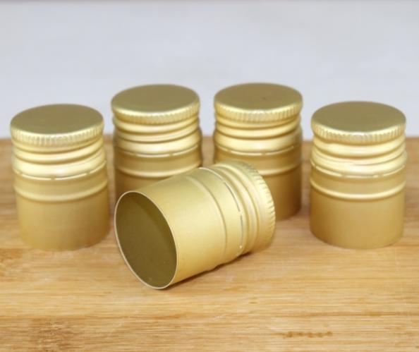 Zakrętka 28/38 mm złota