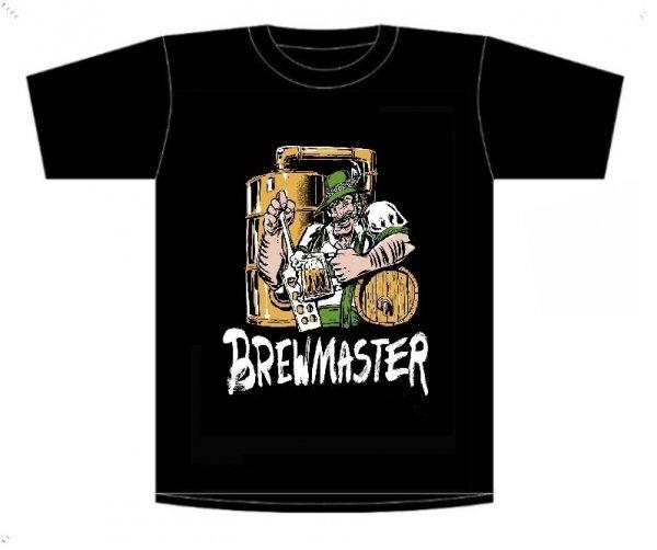 Koszulka, T-shirt Brewmaster roz. M