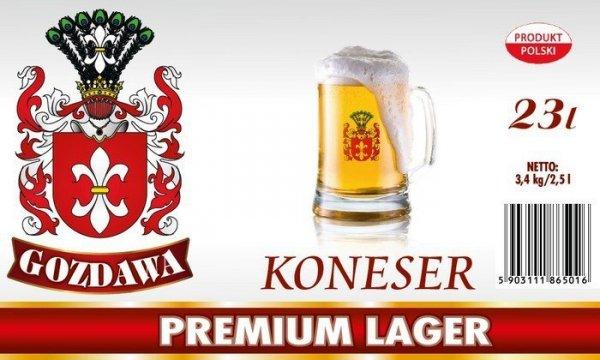 KONESER - Premium Lager