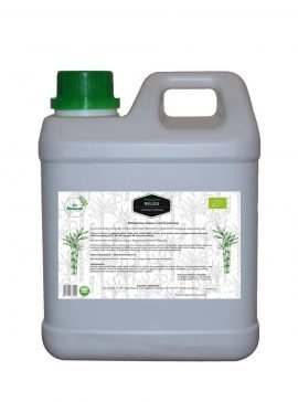 Ekologiczna melasa z trzciny cukrowej 2L