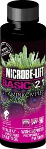MICROBE-LIFT BASIC 2.1 VITAMIN COMPLEX 120ML