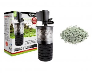 Aquael Turbo Filtr 500 Akwarium Do 150L Gratisy!