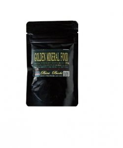 Benibachi Golden Mineral Food 30G Tiger, Taiwan