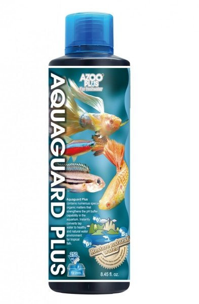 AZOO AQUAGUARD PLUS 1000ml naturalne środowisko dla ryb