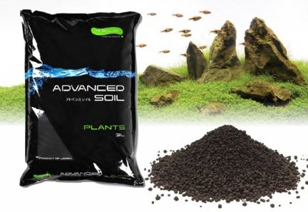 H.E.L.P. Advanced Soil Plants 3L SUPER PODŁOŻE
