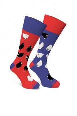 Sesto Senso Finest Cotton Duo Beránci Ponožky