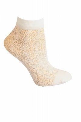 Sesto Senso Sempre bianco Ponožky