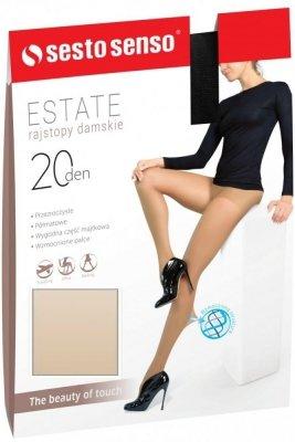 Sesto Senso Estate XL 20 DEN Punčochové kalhoty