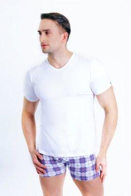 Sesto Senso Viper bílý Pánské triko