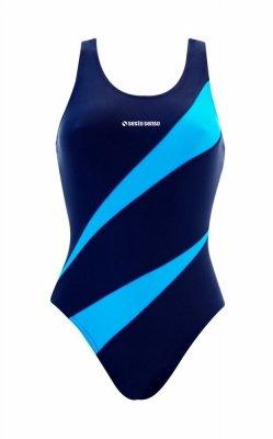 Sesto Senso BD 729 tmavě modrý Dámské plavky
