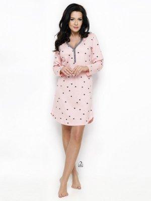 Taro Nika 2228 AW/18 K02 Růžová Noční košilka