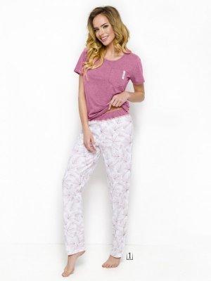 Taro Ola 2231 AW/18 K1 Růžové Dámské pyžamo