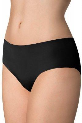 Julimex Simple černé Kalhotky