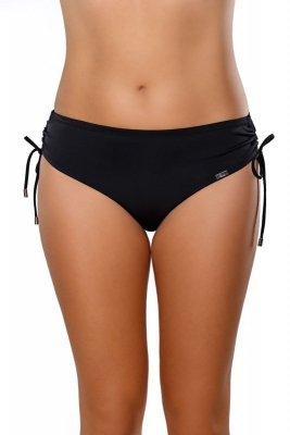 Ava SF 13/2 plus černé Plavkové kalhotky