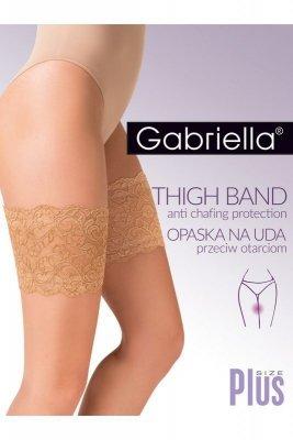 Gabriella 509 béžový Pásek na stehna