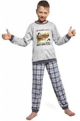 Cornette 966/65 Burger Chlapecké pyžamo