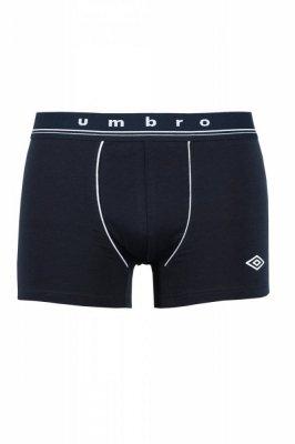 Umbro Classic tmavě modré Pánské boxerky