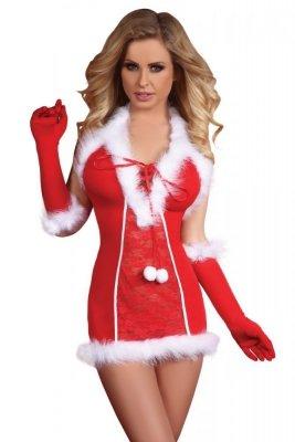 Livia Corsetti Snow Queen Vánoční Kostým