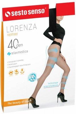 Sesto Senso Lorenza XL 40 DEN Punčochové kalhoty