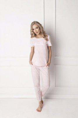 Aruelle Babe Long Pink Dámské pyžamo