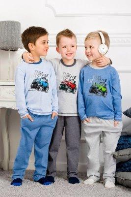 Taro Nataniel 1169 122-140 Chlapecké pyžamo