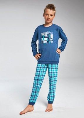 Cornette Young Boy 966/81 Bridge Chlapecké pyžamo