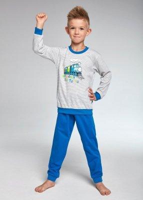 Cornette Kids Boy 593/74 Train Chlapecké pyžamo