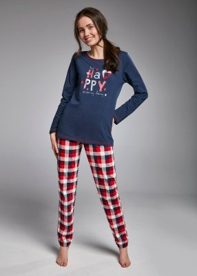 Cornette F&Y Girl 299/31 Happy Dívčí pyžamo