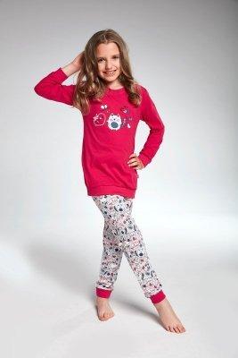 Cornette Kids Girl 594/92 Kitten Dívčí pyžamo