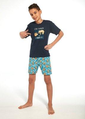 Cornette Kids Boy 789/75 I'm Lazy Chlapecké pyžamo
