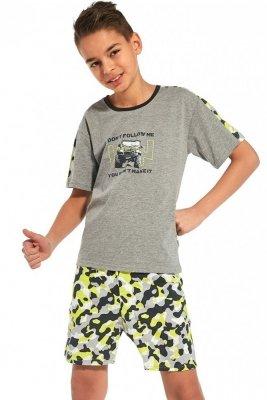 Cornette Kids Boy 217/74 Jeep Chlapecké pyžamo