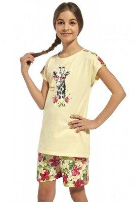 Cornette Kids Girl 245/65 Aloha Dívčí pyžamo