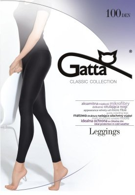 Gatta Microfibra 100 den legíny