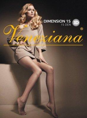 Veneziana Dimension 15 den punčochové kalhoty