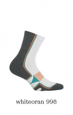 Wola Sportiwve Frotte  W94.1N6 AG+ Pánské ponožky