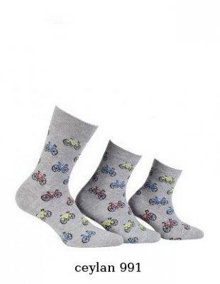 Wola W94.N07 Tata & Syn ponožky
