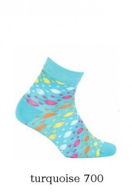 Gatta Cottoline jarní-letní vzorované G24.59N 2-6 let Dívčí ponožky