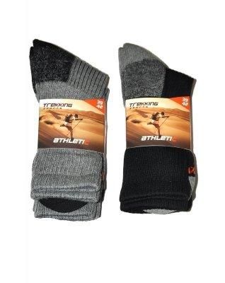 WiK Athletic Trekking art.16150 A'2 pánské ponožky