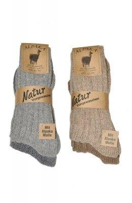Wik Alpaka Wolle 20900 A'2 Pánské ponožky