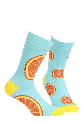 Wola W94.N02 Funky Pánské ponožky