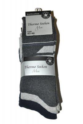 WiK Thermo Socken 7022 A'3 pánské ponožky