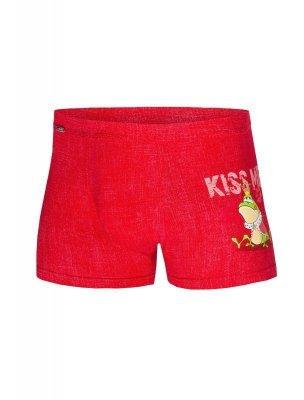 Cornette 010/55 Kiss Me valentýnské Pánské boxerky