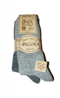 Ulpio Angora art.7402 43-46 A'2 ponožky