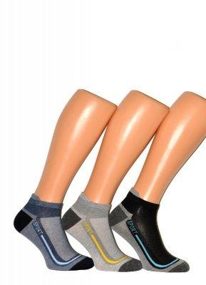WiK Premium Sox Sneaker art.16412 pánské kotníkové ponožky