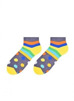More 080 pánské kotníkové ponožky
