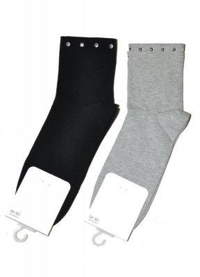 Steven art.168 Dámské/dívčí ponožky s aplikací
